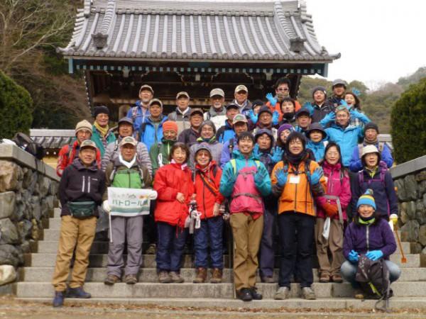 2015110 清掃活動 パトロール隊集合写真