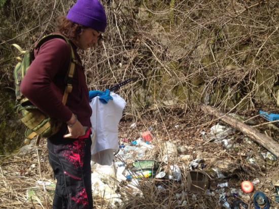 ゴミ回収3